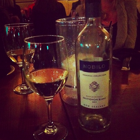 Wine at Mizu