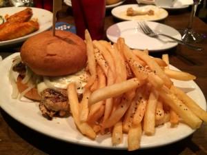 Pearl #12: Gluten-Free at Corner Pub & Grill