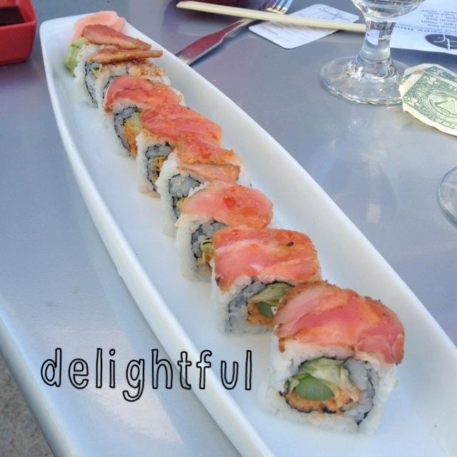 Gluten-free Sushi Drunken Fish St. Louis