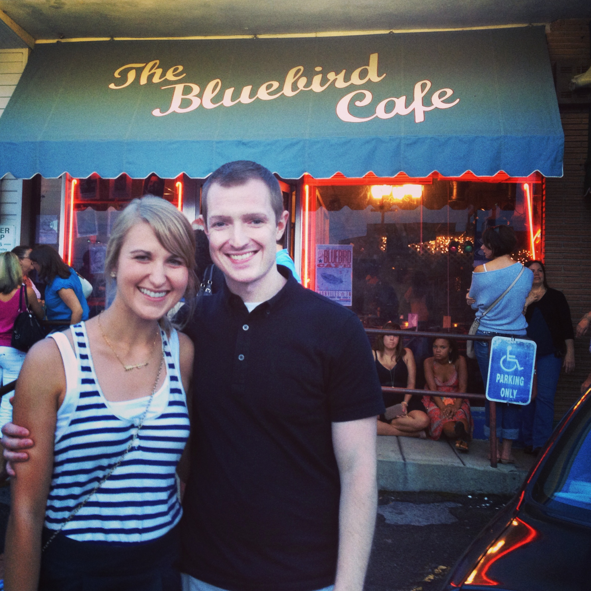 Bluebird Cafe Nashville