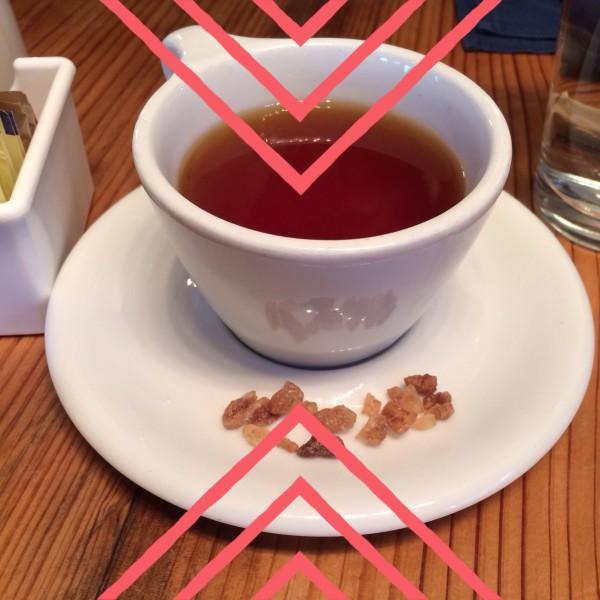 Tea - Gluten-free at Half & Half