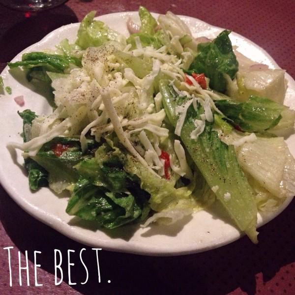 Favazza's St. Louis - Gluten-free Salad | Gluten-free Pearls