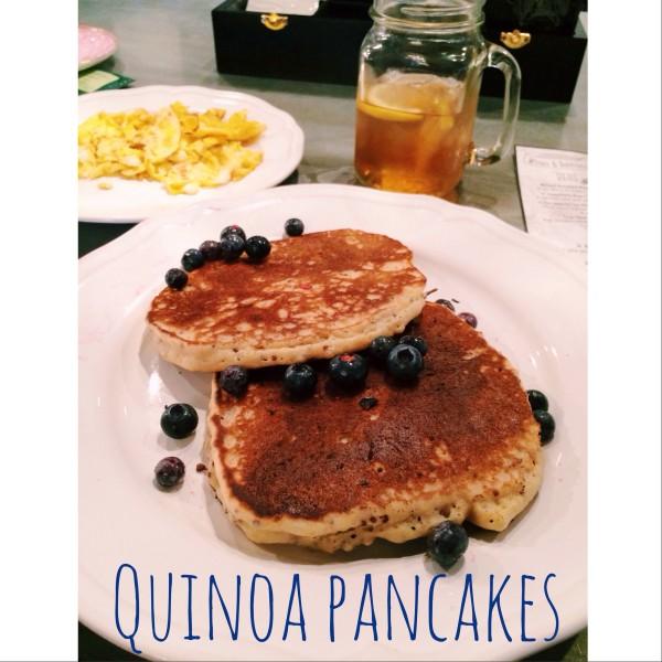 The Nest St. Louis - Gluten-free Quinoa Pancakes | Gluten-free Pearls