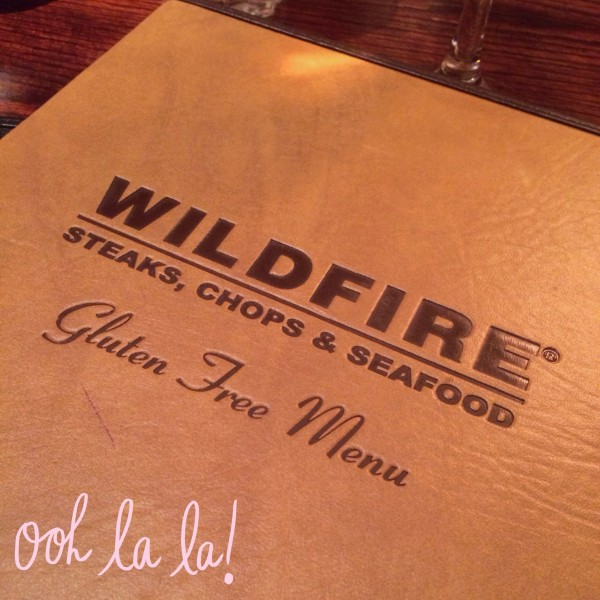 Wildfire Restaurant Chicago - Gluten-Free Menu | Gluten-Free Pearls