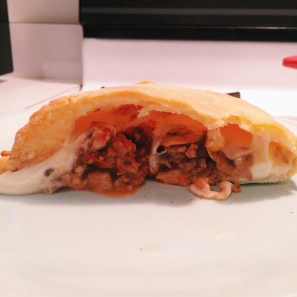 Chicago's Pizza Gluten-free Stuffed Sausage Calzone | Gluten-free Pearls