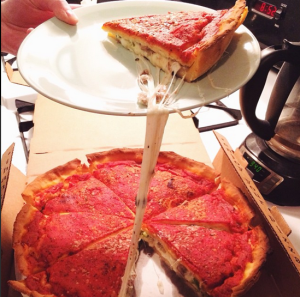 Pearl #44: Gluten-free at Chicago's Pizza