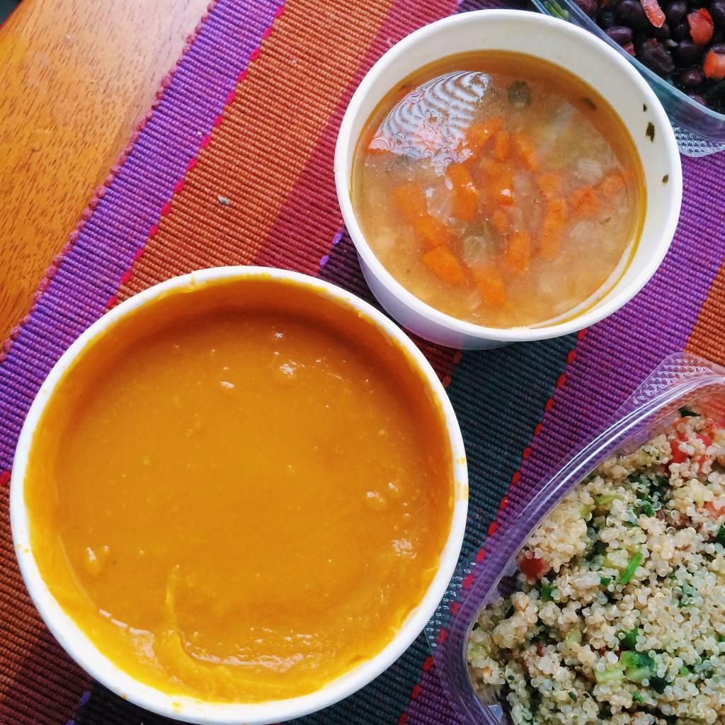 Gluten-free at Bountiful Eatery - Gluten-free soup | Gluten-Free Pearls